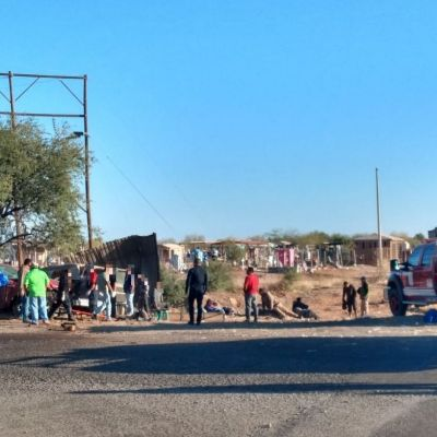 Mueren seis jornaleros durante choque en Hermosillo