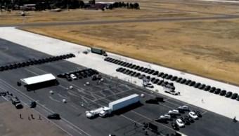 Comuneros de Xaltocan revelan por qué apoyaron la construcción del aeropuerto de Santa Lucía