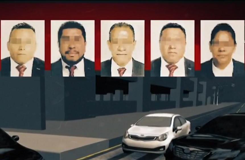 Vinculan a cinco elementos de la AIC en actos delictivos