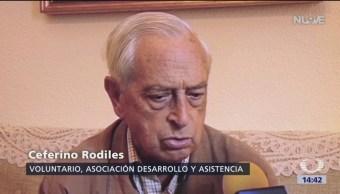 Foto: Aislamiento y soledad en adultos mayores en España