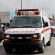 Foto: Ambulancia en México, 12 de septiembre de 2018, Puebla