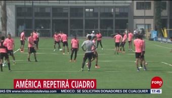 FOTO: América se enfrenta a León, en Querétaro