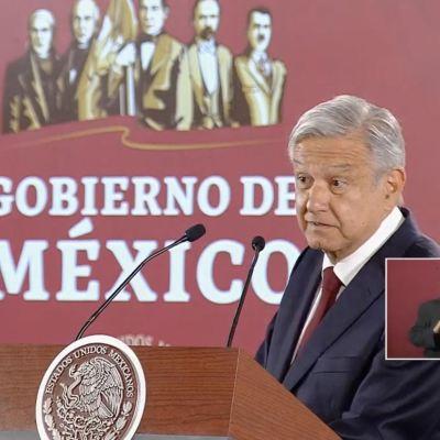 Confirma AMLO ataque de huachicoleros a elementos de la Marina en Puebla