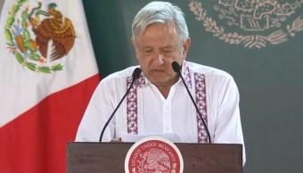 AMLO expresa solidaridad a la Marina tras desplome de helicóptero en Querétaro