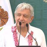 Foto: AMLO anunció que próximamente habrá en Los Pinos una subasta de autos de lujo y residencias decomisados, el 19 de mayo de 2019 (Gobierno de México)