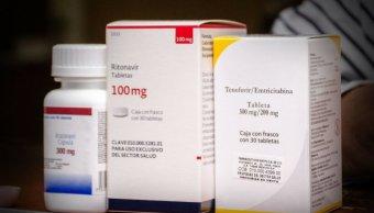 FOTO Sobre antirretrovirales, México tendrá nuevo esquema de compra (Noticieros Televisa)