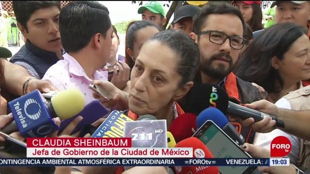 FOTO: Anuncian programa de reforestación para la Ciudad de México, 18 MAYO 2019