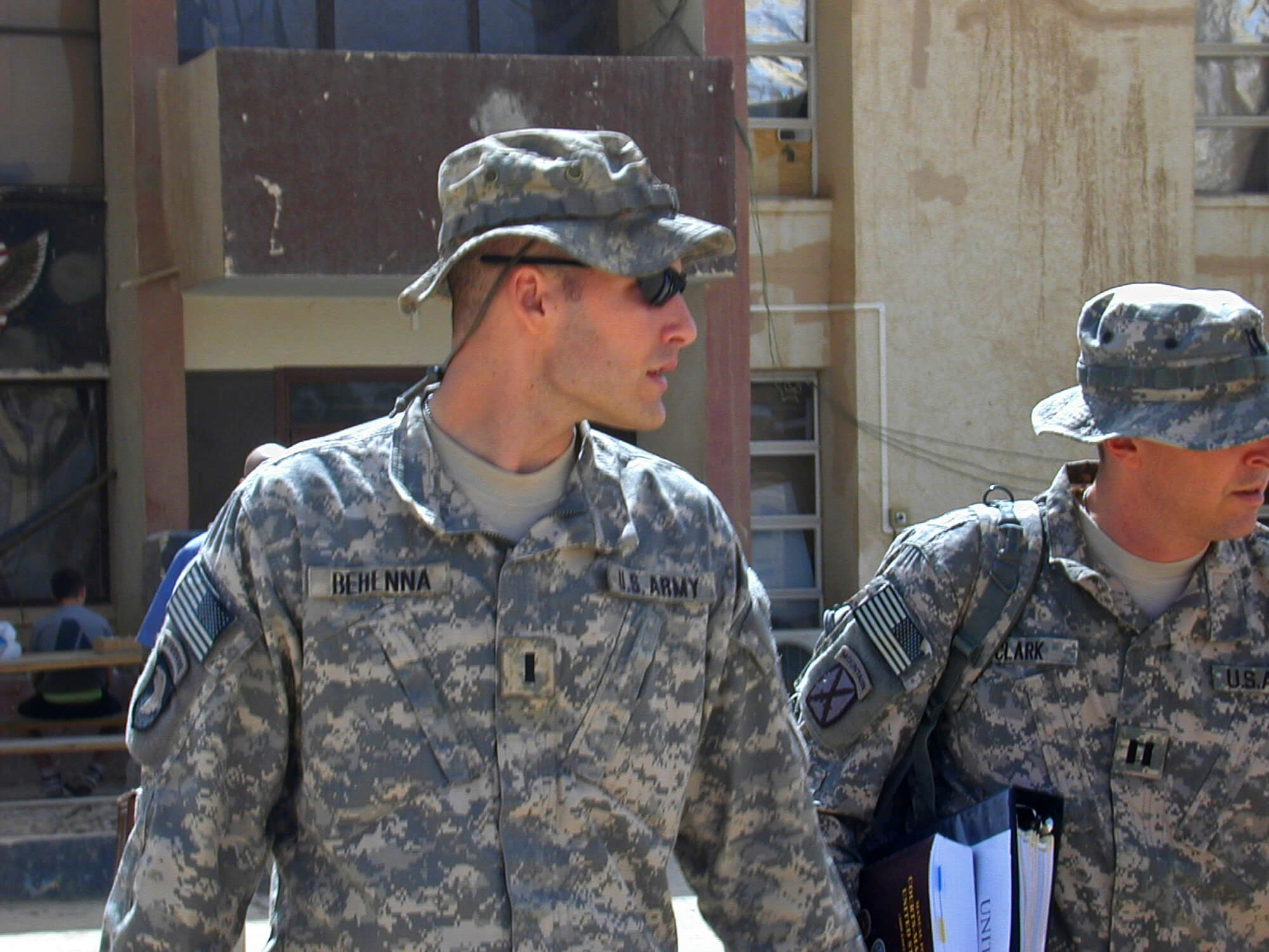 foto Michael Behenna exmilitar estados unidos 21 septiembre 2008
