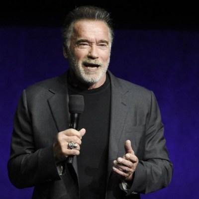 VIDEO: Agreden a Arnold Schwarzenegger durante un evento en Sudáfrica
