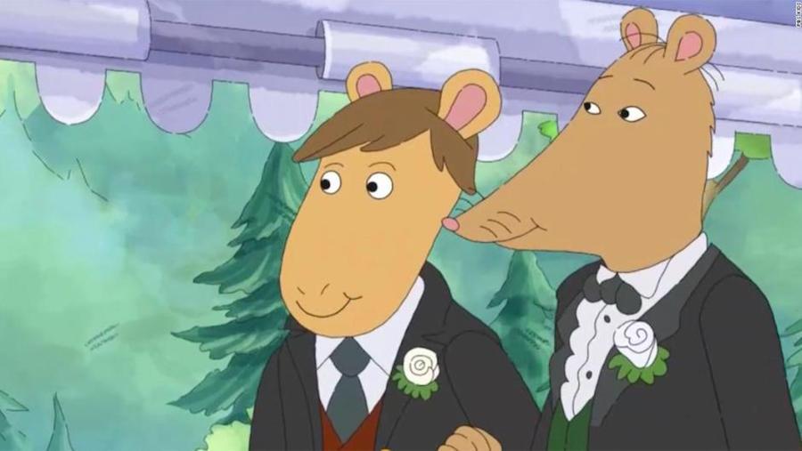 Foto Serie animada Arthur introduce personaje gay; a los usuarios de Twitter les encantó 15 mayo 2019