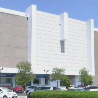Hieren a sujeto en asalto dentro de un centro comercial en Tlalnepantla