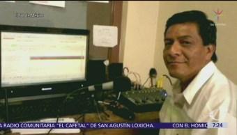 Asesinan en Oaxaca al periodista Telésforo Santiago