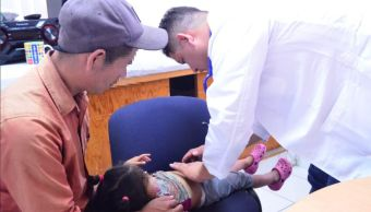 Foto: Atención a migrantes en Tamaulipas, 7 de mayo 2019. (Gobierno de Tamaulipas)