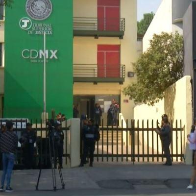 Directora del Colegio 'Enrique Rébsamen' tiene su primera audiencia