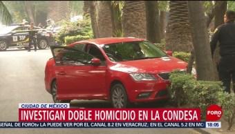 FOTO: Balacera en la Condesa fue por narcomenudeo: Jesús Orta