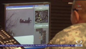 Bebé y dos niños, desaparecidos por naufragio en río Bravo