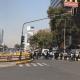 Foto: Bloquean lateral del Circuito Interior, 22 de mayo de 2019, Ciudad de México