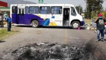 Sedena vigilará carretera Orizaba-Tehuacán tras ataque que dejó dos muertos