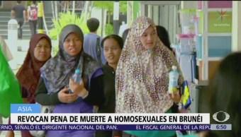 Brunei da marcha atrás a pena de muerte contra homosexuales