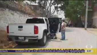 Buscan a funcionario federal presuntamente secuestrado en Guerrero