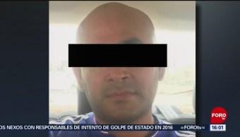 Foto: Cae presunto autor de la masacre de Minatitlán