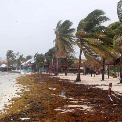 Campeche y Tabasco activan mil 500 albergues por temporada de ciclones