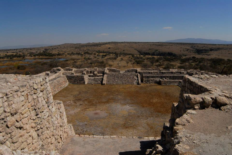 Cañada de la Virgen Guanajuato 1