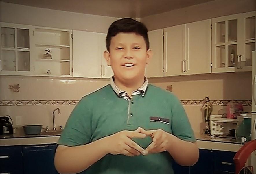 ¡Ayúdenme a ganar! Niño matemático pide apoyo para representar a México en China