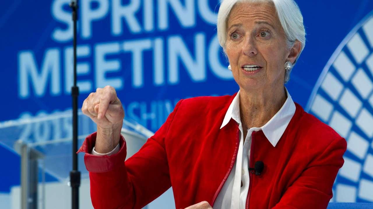 AMLO y Christine Lagarde tendrán reunión en Palacio Nacional