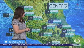 Clima Al Aire: Tormentas intensas en Chiapas