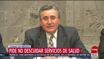 foto: CNDH pide no descuidar servicios de salud en México