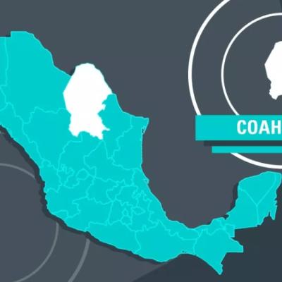 Encuentran 5 cuerpos afuera de oficinas de Policía en Coahuila