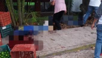 Veracruz: Ataque armado Coatepec deja cinco muertos
