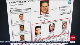 Congelan cuentas bancarias de personas relacionadas con el crimen organizado: Santiago Nieto