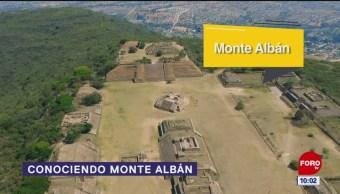 Conociendo Monte Albán