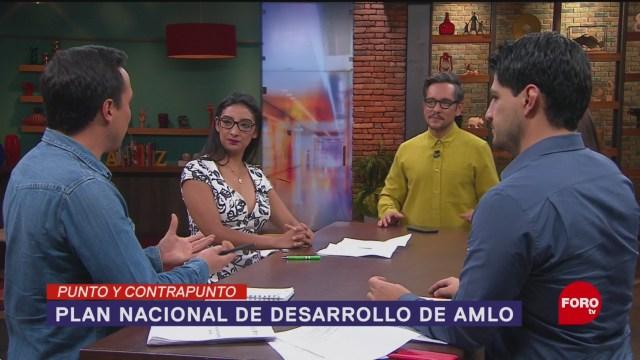 Foto: Consultas Sobre El Plan Nacional De Desarrollo 2 de Mayo 2019