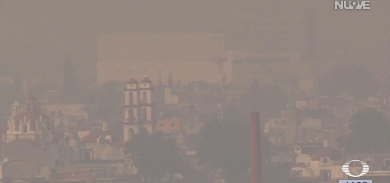 Foto: Contaminación afecta a varios estados del país