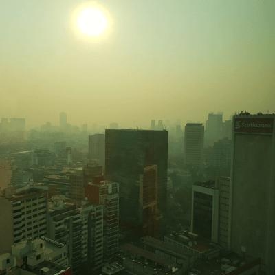 Baja la contaminación, se levanta la contingencia en CDMX