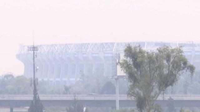 Contaminación ambiental por incendios en la CDMX persistirá esta semana