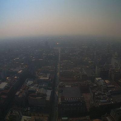 Piden seguir estas recomendaciones por mala calidad del aire en el Valle de México