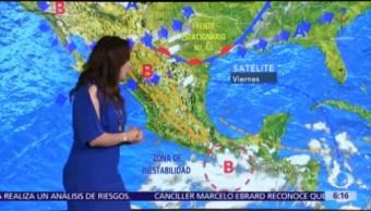 Continuará el temporal de lluvias en gran parte de México