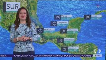 FOTO: Continuará onda de calor en gran parte de la República Mexicana, 1 MAYO 2019
