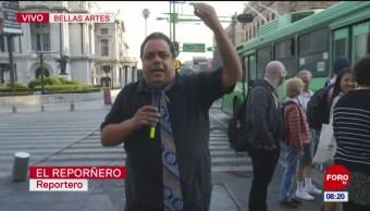 #CotorreandoconlaBanda: 'El Repor' suelto en las calles del Centro de la CDMX