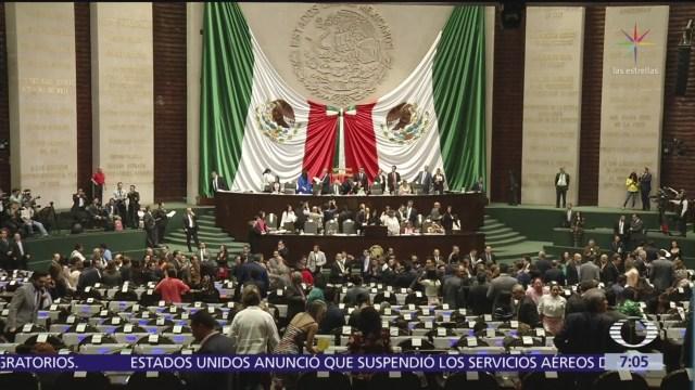 Debaten en Congreso de la Unión ampliar presupuesto a la Conafor