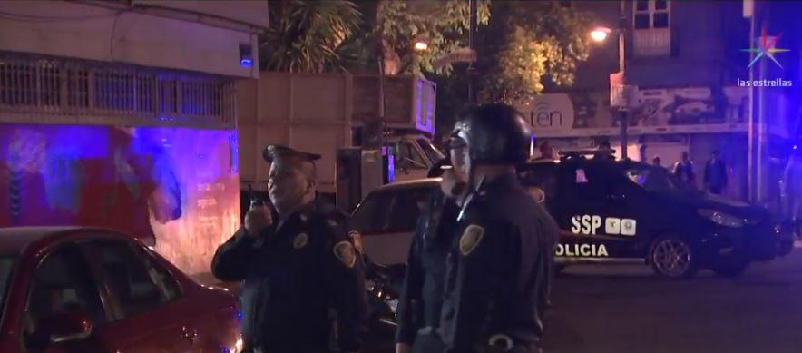 Foto Delincuente hiere a policías tras persecución en Balderas 23 mayo 2019