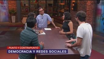 Foto: Democracia y redes sociales