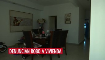 Denuncian robo a vivienda en Tepeyac Insurgentes