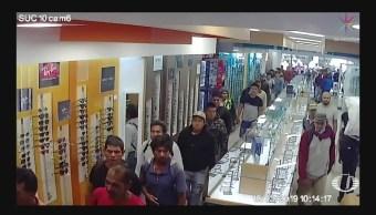 Foto: Desalojan Edificio Centro CDMX Juicio Simulado 21 Mayo 2019