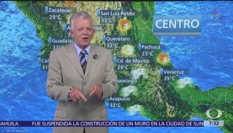 Despierta con Tiempo: Prevén posibles lluvias en el Valle de México