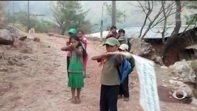 Foto: Video Niños Anuncian Integración CRAC 13 de Mayo 2019